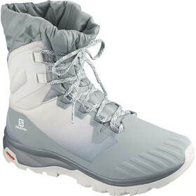 Salomon Vaya Powder TS CSWP Sko Damer, lead/lunar rock/stormy weather